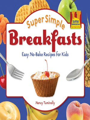 cover image of Super Simple Breakfasts